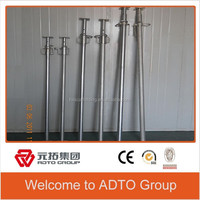 light/heavy duty painted/galvanized scaffold adjustable steel prop for formwork system