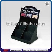 TSD-C206 Custom retail shop tabletop cd display racks,cardboard movie displays,cardboard dvd display stands