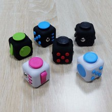 Wholesale supplier magical cube toy best christmas gift release stress fidget cube