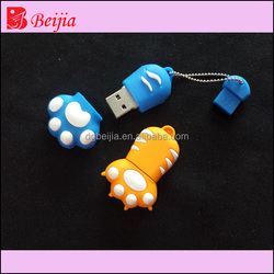 Custom silicone usb flash drive connector cover