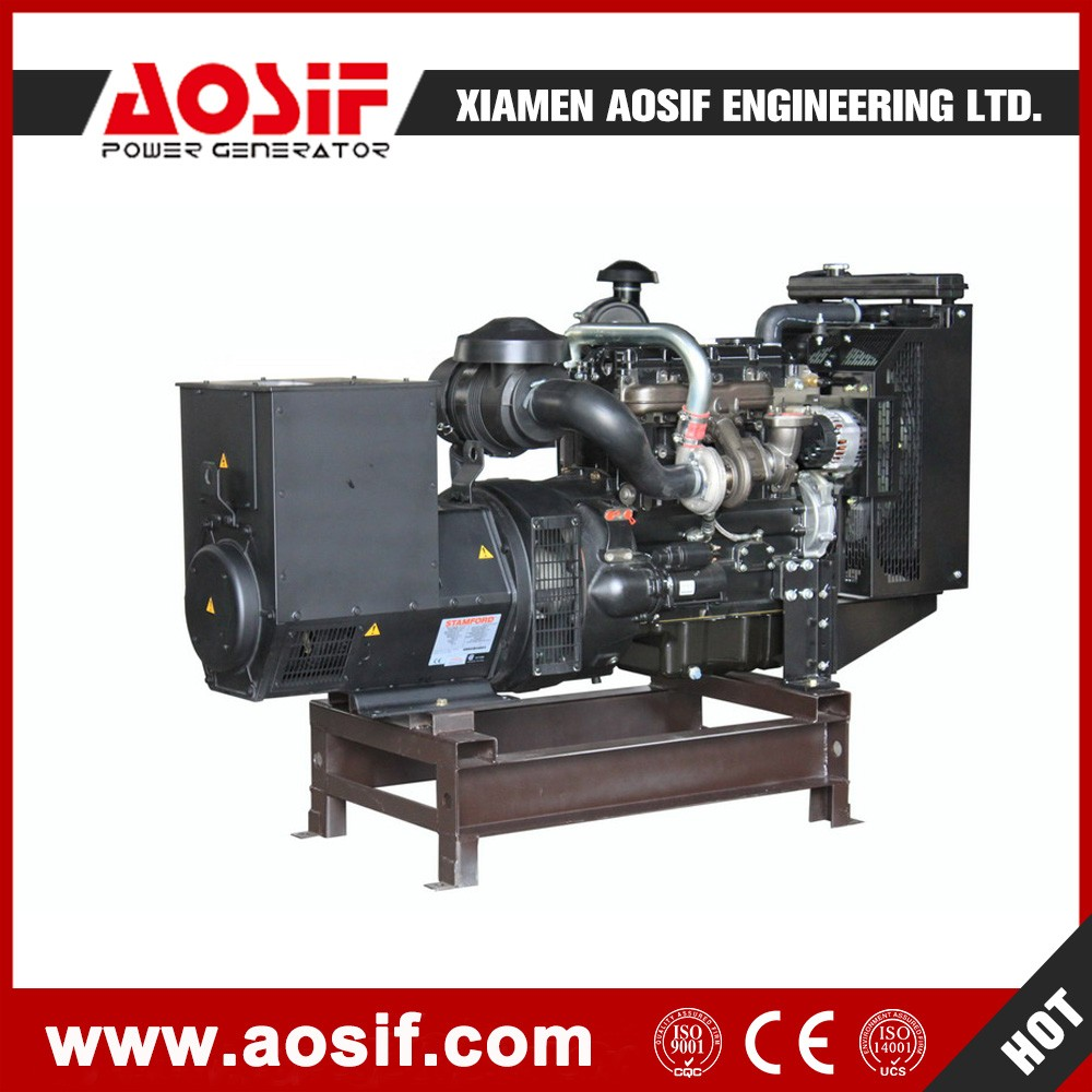 diesel engine generator parts 66kva genset