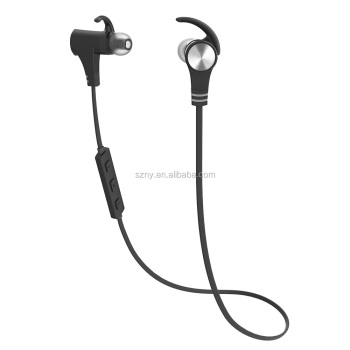 2017 New arrival Bluetooth 4.1 Magnetic Wireless Earphones Bluetooth with build-in Mic