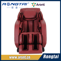 RT6910 Shanghai Rongtai L-Shape Lead Rail Massage Chair with Air Pressure and Automatic Detection