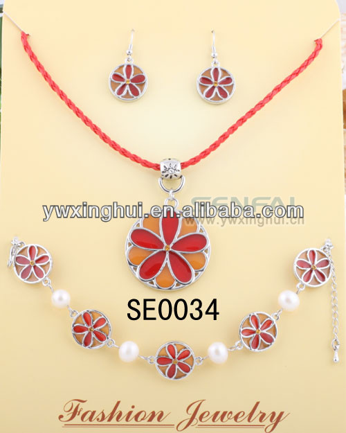 Wholesale costume jewelry lead and nickel safe alloy wedding costume jewelry