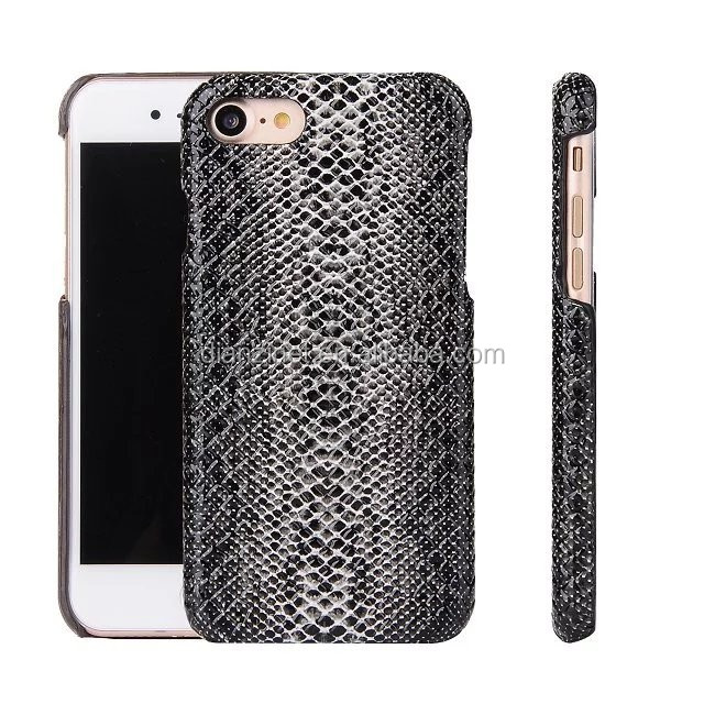 HOT ITEM Carbon Fiber pattern leather phone case for iphone 7