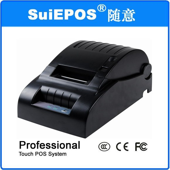 Cheap Thermal Pos printer 58mm receipt printer for pos terminal