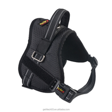 Wholesale Pet Products Soft Adjustable Dog Harness With Handle