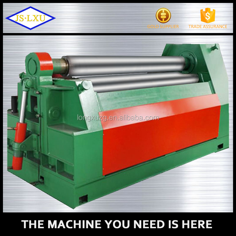 4-roller rolling machine with excellent and accurate system