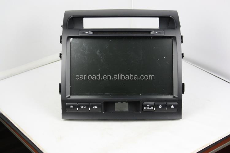 Android 5.1 wide screen car dvd player for toyota land cruiser prado