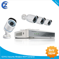 factory new Wireless HD IP Cameras + Full 1080P NVR