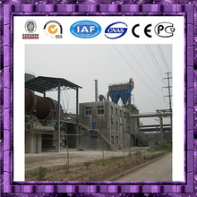 Energy saving dry process of cement manufacturing, cement production line
