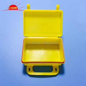 High quality big empty first aid plastic box