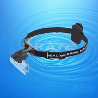 NO.9892C Head Wearing LED Light Magnifying Glass