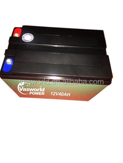 Small auto battery 12v30ah vehicle car battery