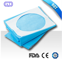 disposable health medical hospital aperture drape sterile cloth surgical drapes
