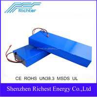 Solar Energy Storage Battery Pack 24V 26Ah for solar street lights electric bike