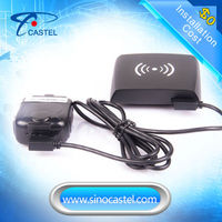 OBD GPS tracker with driver behavior monitoring for web platform and free applications