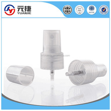 Yuyao factory customized facial mist sprayer top