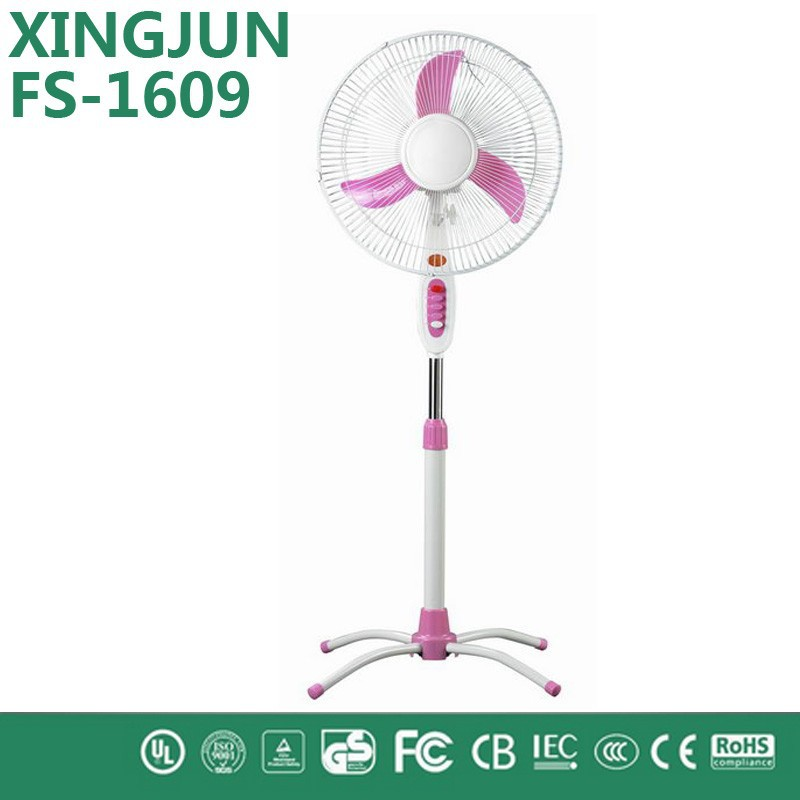 pedestal fan parts fan / good quality stand fan made in China