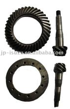Isuzu spare parts, repuestos para isuzu CRWON WHEEL AND PINION GEAR