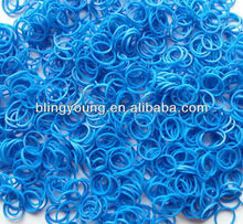 High quality jewelry manufacturer rubber bracelet China rubber band bracelet loom BY2288