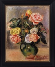 High Quality Flower Oil Painting Picture