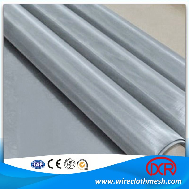 Architectural Stainless Steel Wire Mesh Plain Weave
