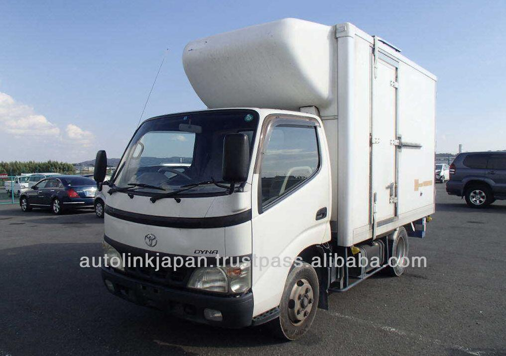 TOYOTA DYNA REFRIGERATOR TRUCK / 2 TON / S05C ENGINE
