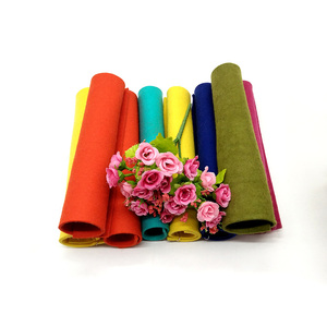 5 mm thick 100% colored wool felt thick felt lining fabric
