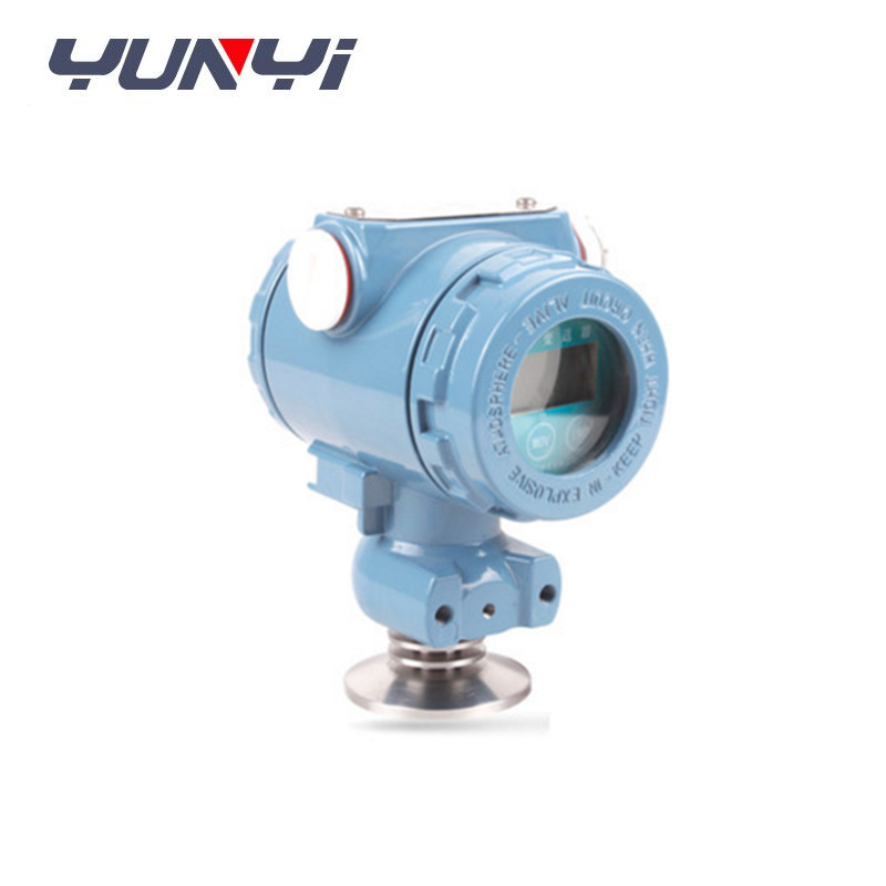 Diaphragm smart pressure transmitter for oil with 4-20mA