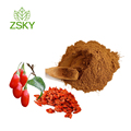 GMP Factory Supply 100% Pure Goji Extract Wolfberry 50% Polysaccharides