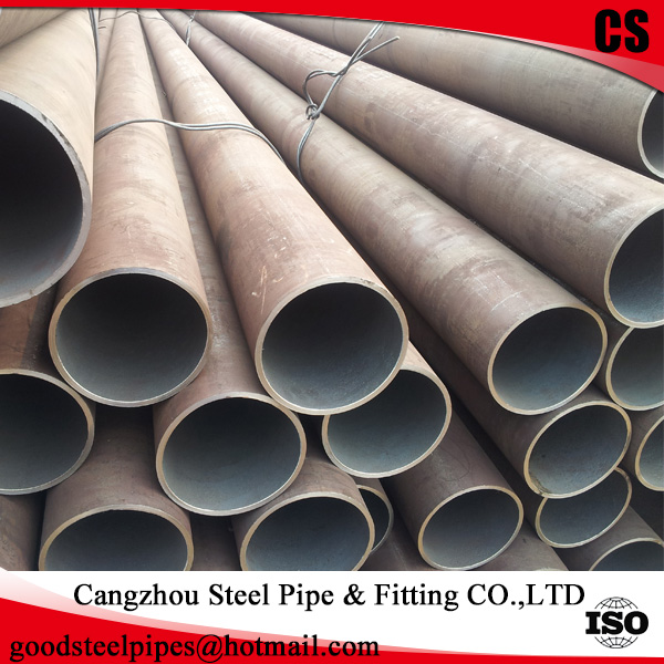 Manufacturing API 5L series 34mm thickness seamless steel pipe