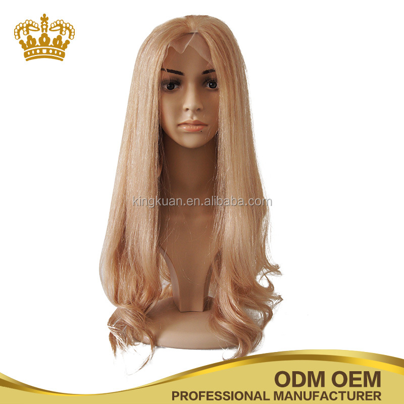 High quality 100% human remy full lace wig