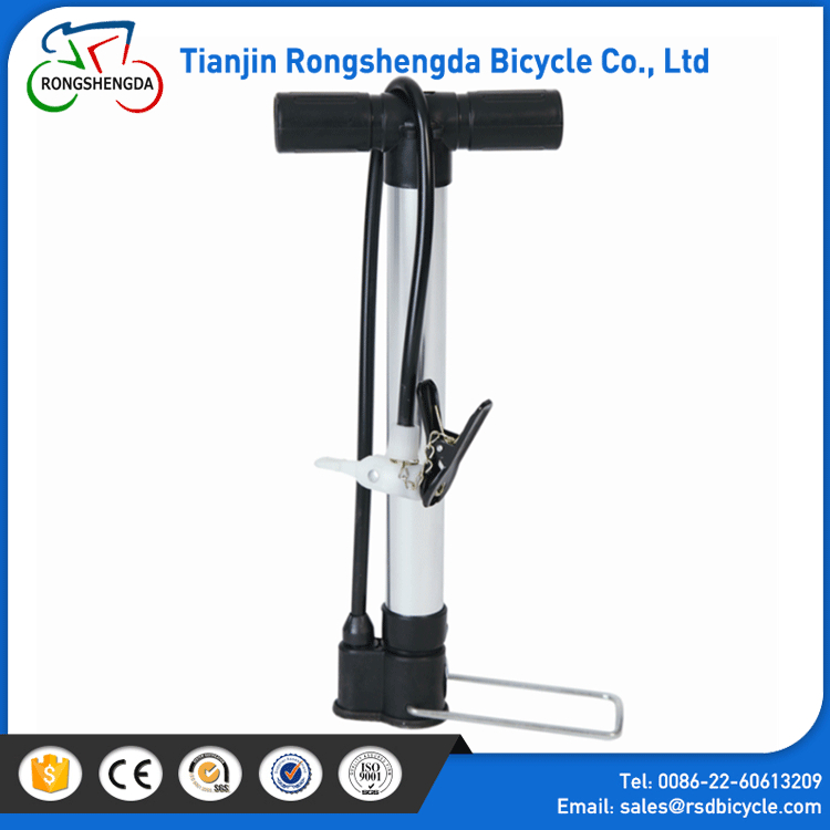 2016 Cute Bicycle Pump Mini Light weight Bike Bicycle Hand Pressure Air Tyre Ball Pump bike hand pump