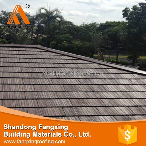 Beautiful Hot Sale different types of roof tiles