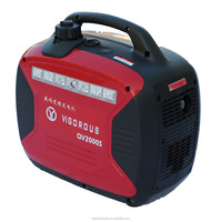 Factory Direct Sales 3000W Siuper Quiet Gas Generator For Home Back Up Use with ATS
