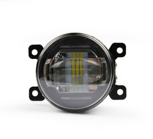 New arriving led products auto parts DRL daytime running 9w led fog led lamp for jeep