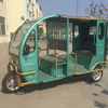 Famous Four Passengers 48V 1000W Three Wheel Electro Tricycle Passenger Tricycle