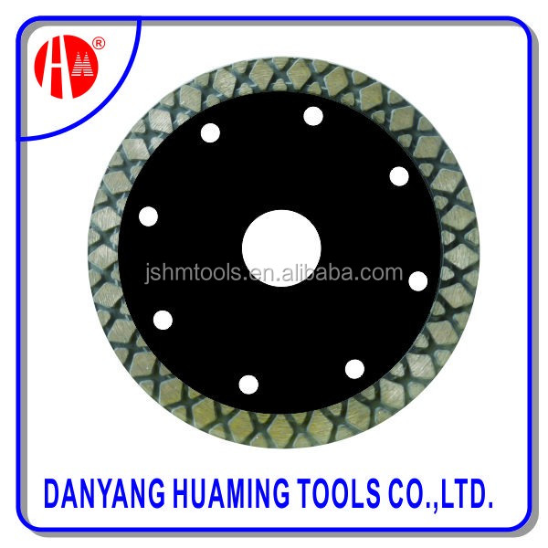DIY new design 65 Mn steel tree cutting saw blade