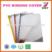 hard binding cover top hard cover for binding plastic