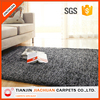 new colors mixed soft polyester shaggy carpet designs