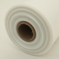 J202 Plastic heat shrink roll film PVC /POF for wrapping