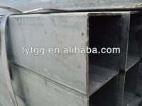 China Manufacturer building material square and rectangular tubes
