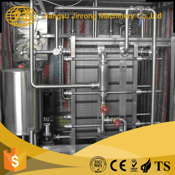 High performance customized juice plate pasteurizer