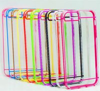 Multiple colors choice transparent pc+tpu gel cover case for iphone 5,phone case protective cover for Apple iphone 5