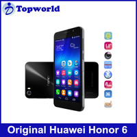 Huawei phone Honor 6 4G LTE SmartPhone Android 4.4 Octa Core 3GB 16GB 5 Inch 13MP camera
