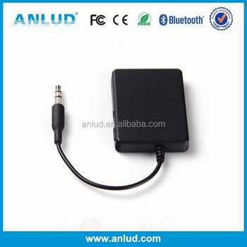 ALD07 Wholesale low price Portable Wireless Bluetooth Stereo transmitter for All 3.5mm Audio