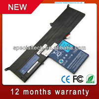 Top quality laptop battery 11.1V 3500mAh for Acer AP11D4F Aspire S3 Ultrabook S3-951 AP11D3F 3ICP5/67/90