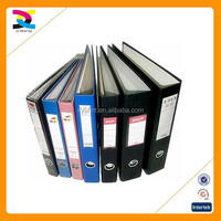 paper file folder and ring binder
