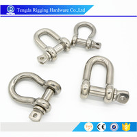 yacht rigging cheap price small anchor shackle